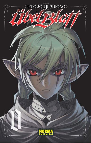 Übel Blatt Manga Tomo 0