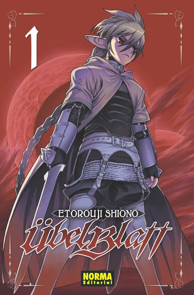 Übel Blatt Manga Tomo 1