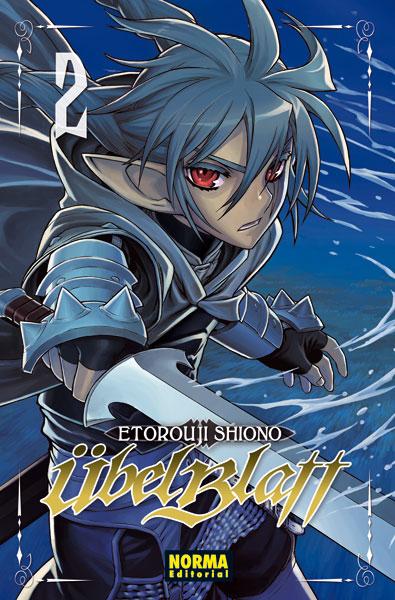 Übel Blatt Manga Tomo 2