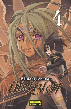 Übel Blatt Manga Tomo 4