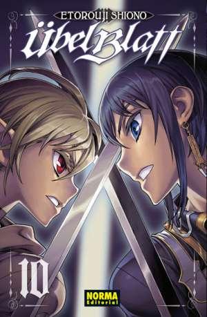 Übel Blatt Manga Tomo 10