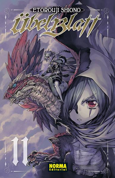 Übel Blatt Manga Tomo 11