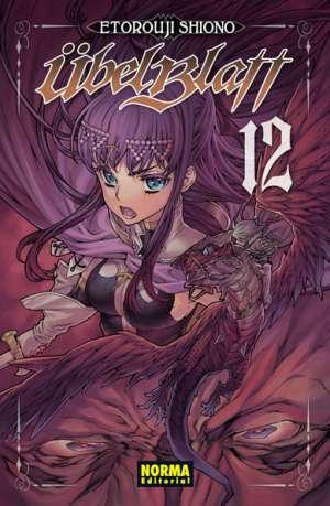 Übel Blatt Manga Tomo 12