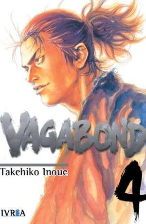 Vagabond manga tomo 4