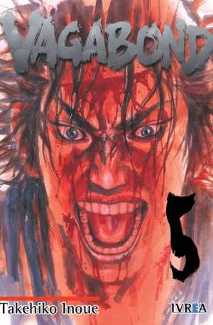 Vagabond manga tomo 5