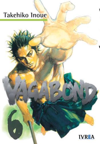 Vagabond manga tomo 6