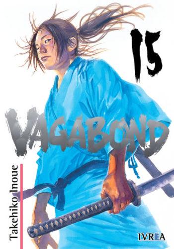 Vagabond manga tomo 15