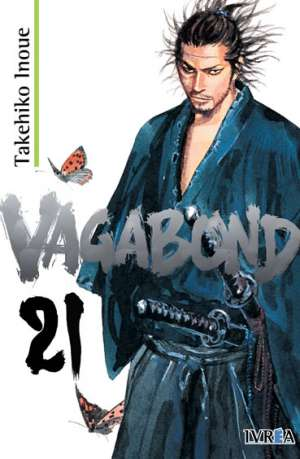 Vagabond manga tomo 21