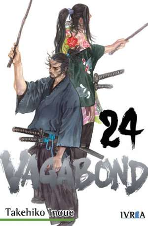 Vagabond manga tomo 24