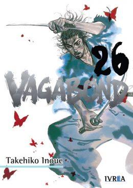 Vagabond manga tomo 26