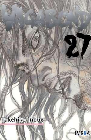 Vagabond manga tomo 27