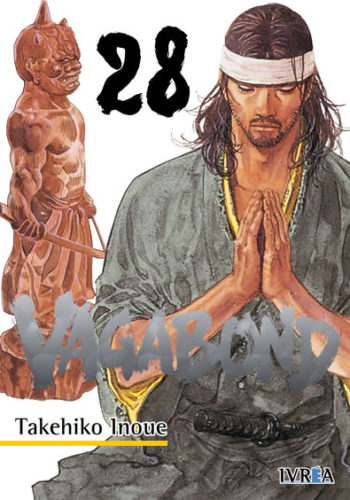 Vagabond manga tomo 28