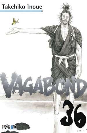 Vagabond manga tomo 36