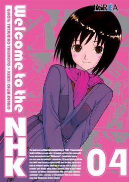 Welcome To The Nhk manga tomo 4