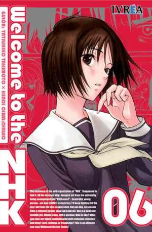 Welcome To The Nhk manga tomo 6