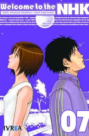Welcome To The Nhk manga tomo 7