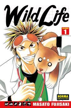 Wild Life Manga Tomo 1