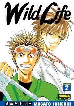 Wild Life Manga Tomo 2