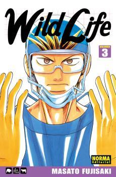 Wild Life Manga Tomo 3
