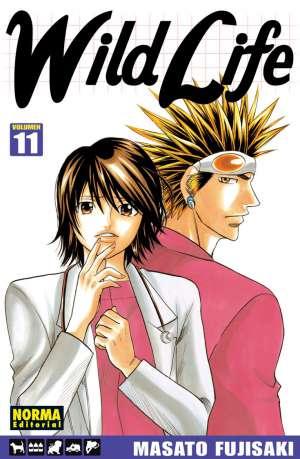 Wild Life Manga Tomo 11