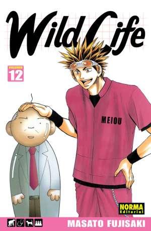Wild Life Manga Tomo 12