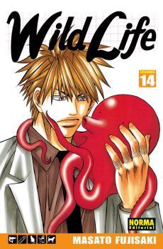 Wild Life Manga Tomo 14