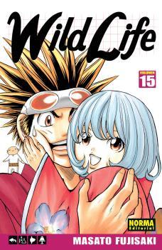 Wild Life Manga Tomo 15