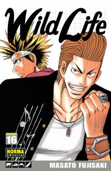 Wild Life Manga Tomo 16