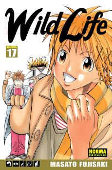 Wild Life Manga Tomo 17