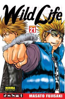 Wild Life Manga Tomo 21