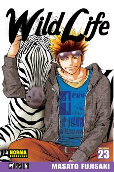 Wild Life Manga Tomo 23