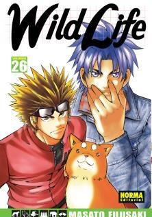 Wild Life Manga Tomo 26
