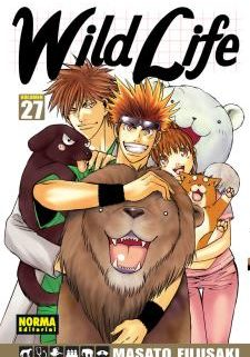 Wild Life Manga Tomo 27