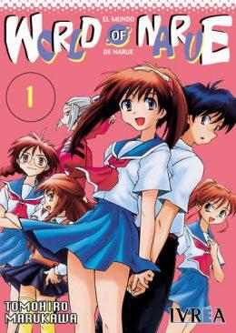World Of Narue manga tomo 1