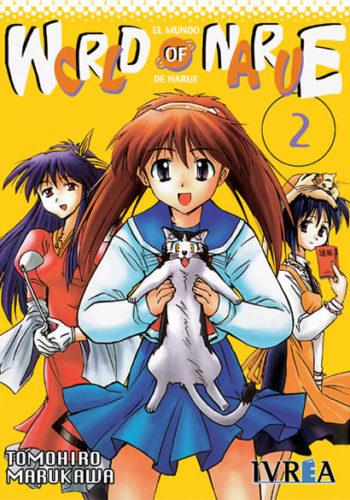 World Of Narue manga tomo 2