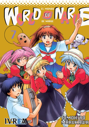 World Of Narue manga tomo 7