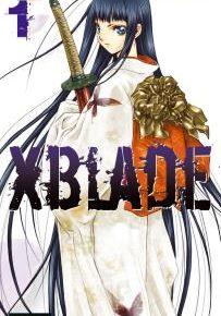 XBlade Manga Tomo 1