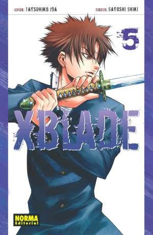 XBlade Manga Tomo 5