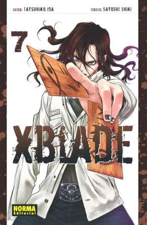 XBlade Manga Tomo 7