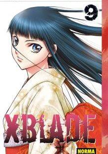 XBlade Manga Tomo 9