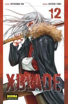 XBlade Manga Tomo 12