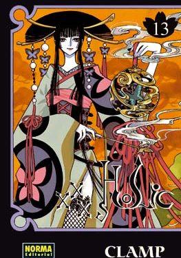 Manga XXXHolic 13