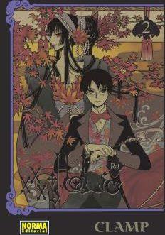 XXXHolic Rei Manga Tomo 2