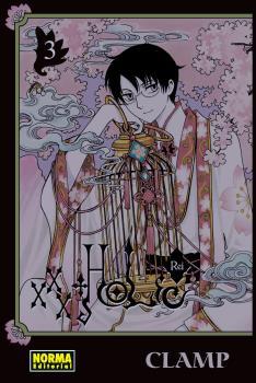 XXXHolic Rei Manga Tomo 3