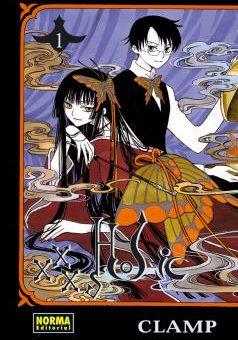 XXXHolic Manga Tomo 1
