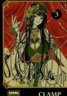 XXXHolic Manga Tomo 3