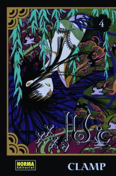 XXXHolic Manga Tomo 4