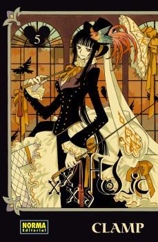 XXXHolic Manga Tomo 5
