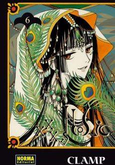 XXXHolic Manga Tomo 6