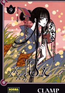 XXXHolic Manga Tomo 9